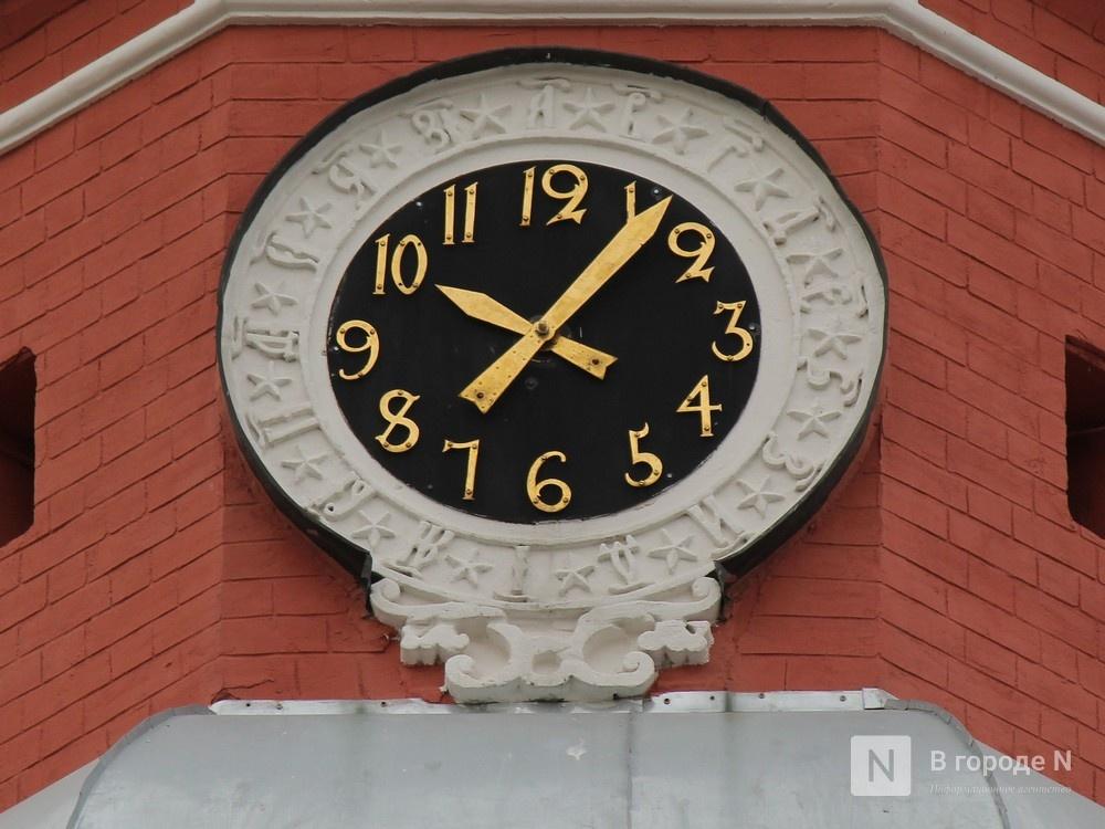 Хранители времени: самые необычные уличные часы Нижнего Новгорода - фото 9