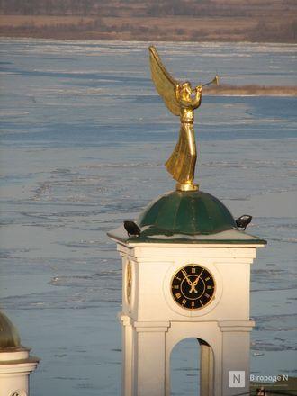 Хранители времени: самые необычные уличные часы Нижнего Новгорода - фото 48