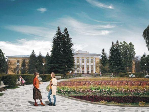 Игровая плошадка-корабль и яблоневый сад: что изменилось в концепции благоустройства площади Буревестника - фото 5