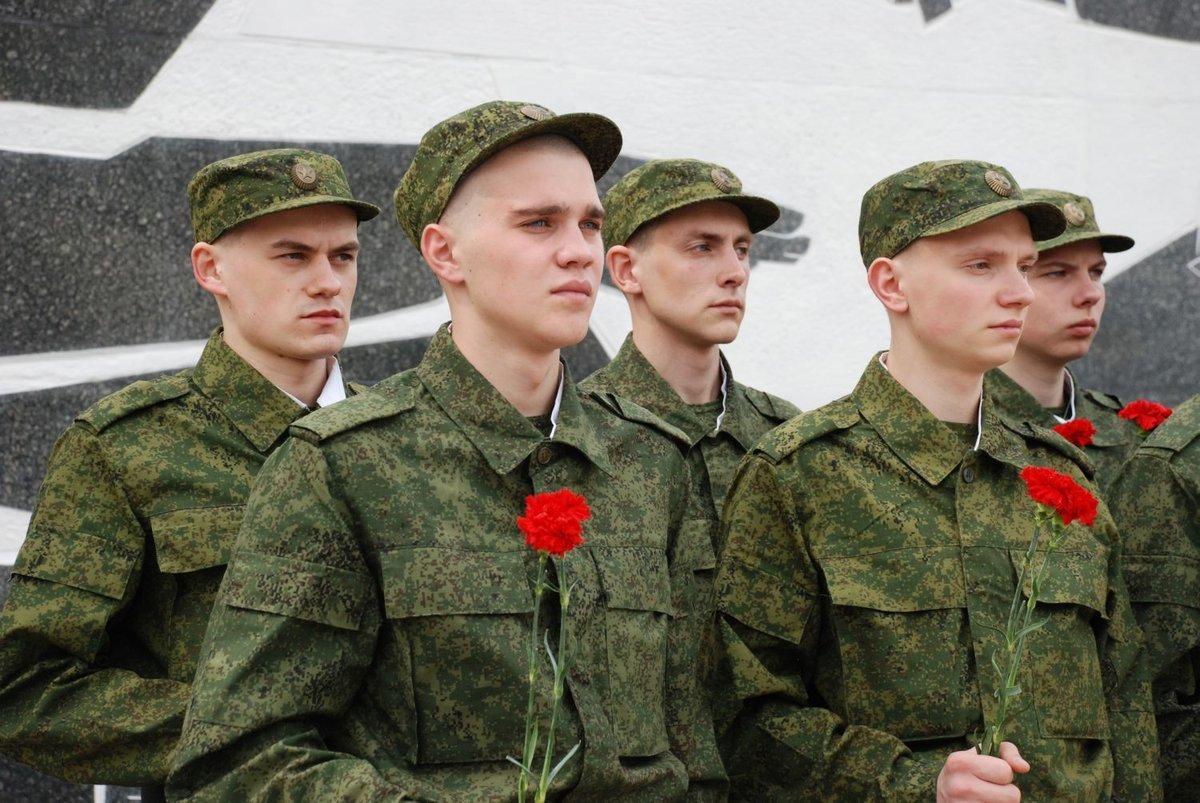 Около 100 нижегородцев отправились на службу в воинские части Западного военного округа - фото 1