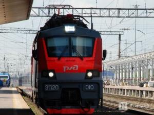 Количество отправленных скоростными поездами пассажиров выросло на 13% в январе — ноябре 2019 года