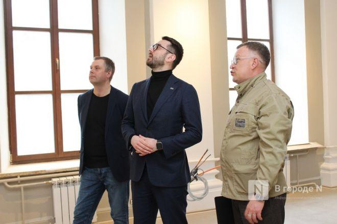 Кафе и читальный зал появятся в Нижегородском государственном художественном музее - фото 2