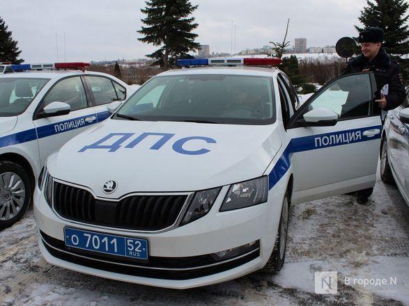 13 новых машин поступило на службу нижегородским сотрудникам ГИБДД - фото 19