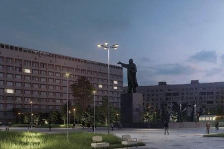 Вагон-ресторан появится на площади Ленина после масштабной реконструкции
