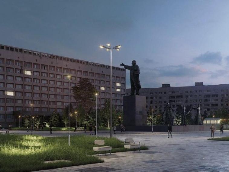 Благоустройство площади Ленина в Нижнем Новгороде стартует не ранее 2022 года - фото 1