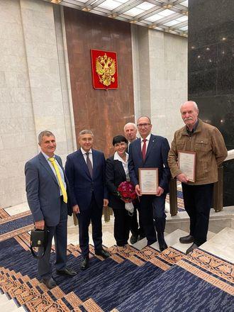 Ректор НГТУ получил премию правительства - фото 3