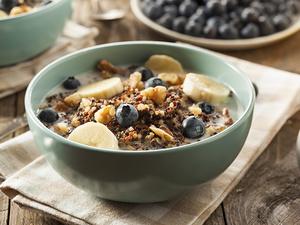 Шесть вкусных вариантов полезного завтрака