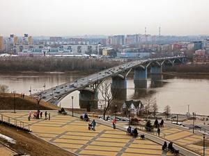 Канавинский мост закроют для свободного проезда 28 апреля