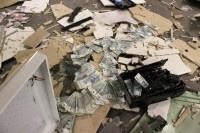 Дело о хищении 900 тысяч рублей из взорванного банкомата в Нижнем Новгороде передано в суд