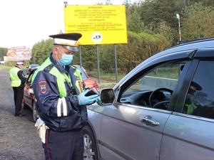 Въездной контроль отменен на пересечении Северного шоссе и Чернореченской объездной
