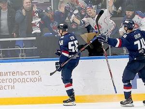 Нижегородское «Торпедо» обыграло «Сочи» в матче чемпионата КХЛ
