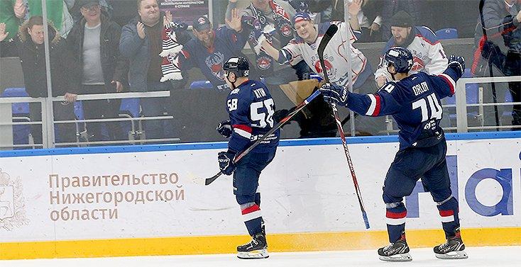 Нижегородское «Торпедо» обыграло «Сочи» в матче чемпионата КХЛ - фото 1