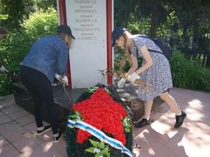 Обелиски на кладбище «Марьина роща» приведут в порядок