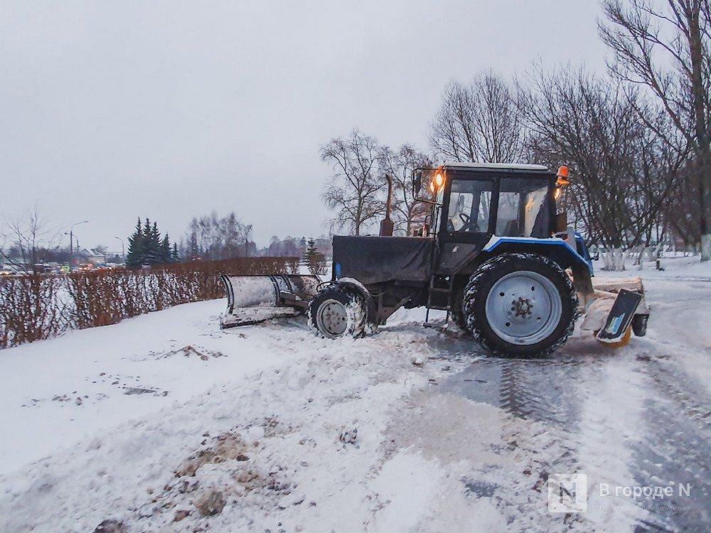 Снегопад обрушился на Нижний Новгород 30 декабря - фото 1