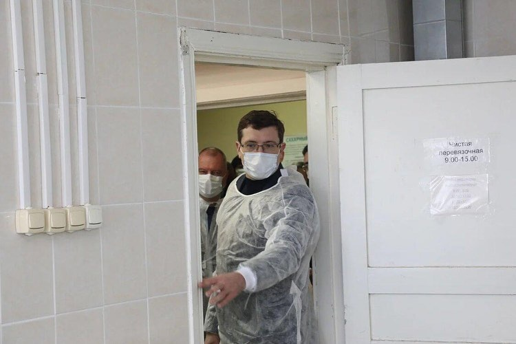Центральные районные больницы отремонтируют в Ковернино и Сокольском - фото 1