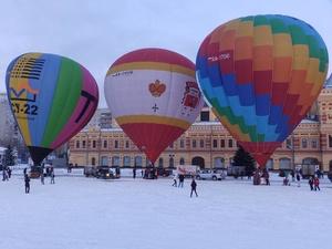 Фестиваль воздухоплавателей в Нижнем Новгороде проведут 3 марта