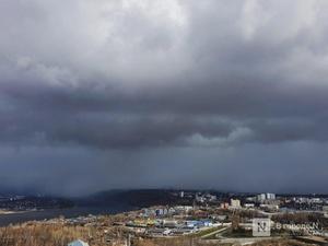 Сильный ветер прогнозируют синоптики в ближайшие часы в Нижегородской области