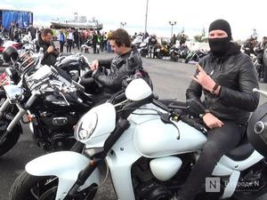 Сто мотоциклистов посетят инфекционные больницы Нижнего Новгорода в День города