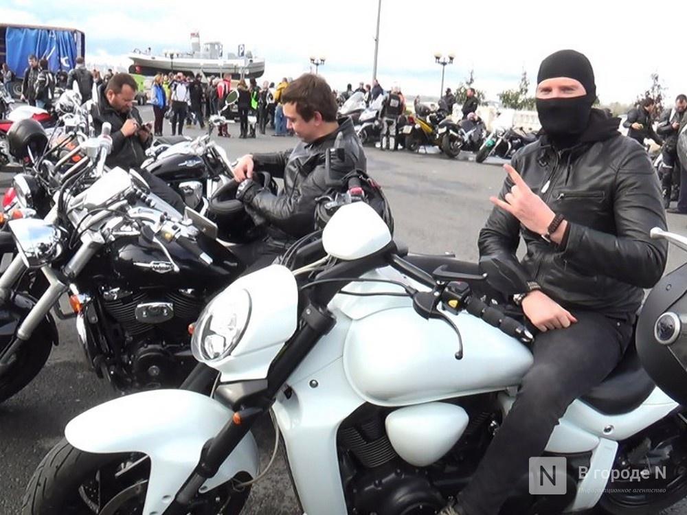 Сто мотоциклистов посетят инфекционные больницы Нижнего Новгорода в День города - фото 1