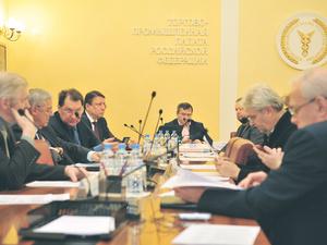 Генеральный директор АПЗ принял участие в заседании комитета ТПП в Москве