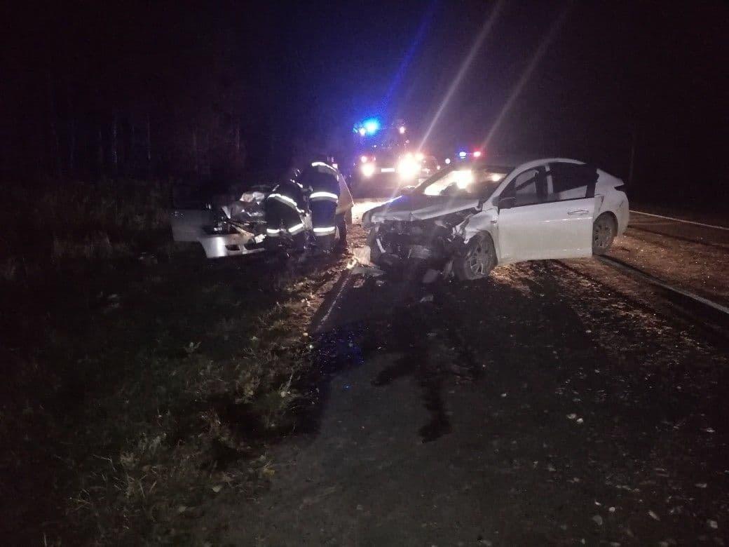 Три человека пострадали и один погиб в ДТП в Семеновском районе - фото 1