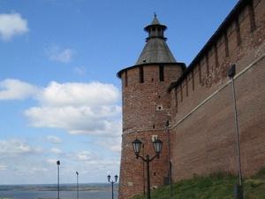Смотровая площадка откроется в Тайницкой башне Нижегородского кремля