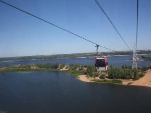 Правительство Нижегородской области будет контролировать работу метро и канатной дороги