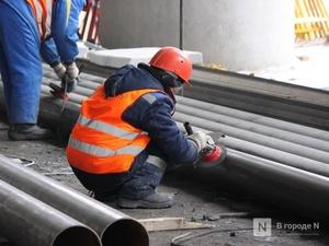 Кстовские тепловые сети меняют тепловую магистраль под федеральной автотрассой М-7 без остановки движения