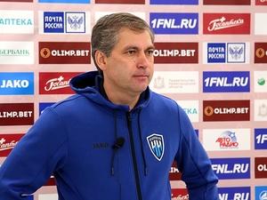Роберт Евдокимов: «Понравилось, как ребята вышли на замены, усилив игру»
