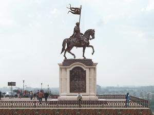 Выбор лучших эскизов памятнику Невскому в Нижнем Новгороде перенесен на 20 июля