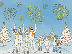 Новый год приближается: афиша мероприятий на 14—15 декабря