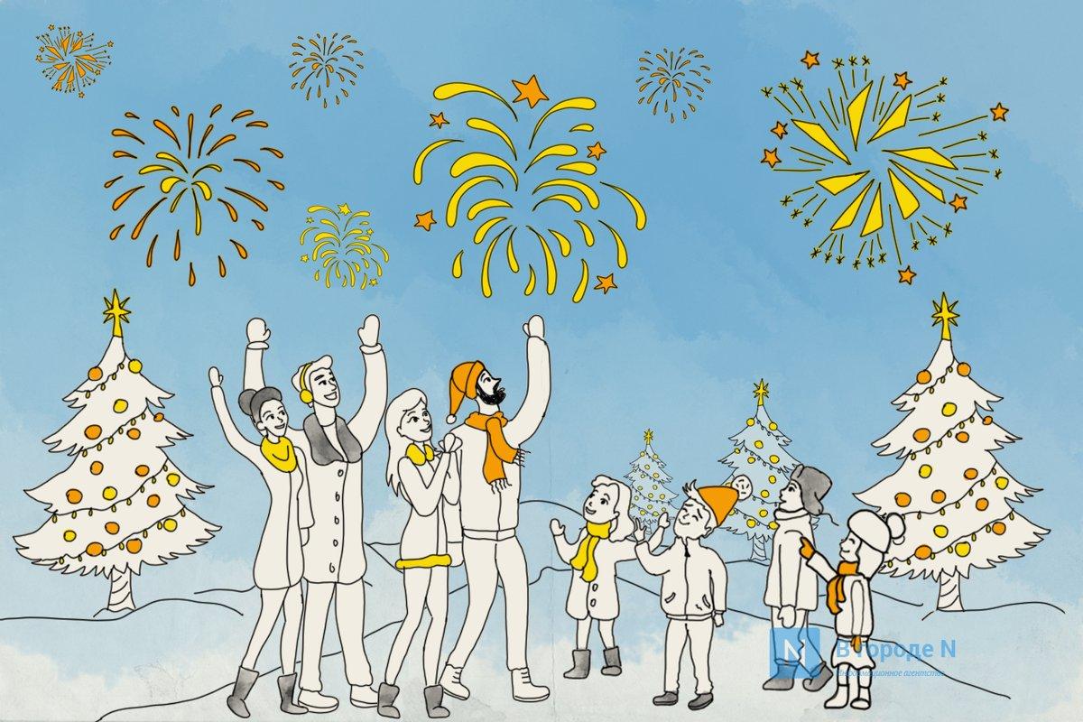Новый год приближается: афиша мероприятий на 14—15 декабря - фото 1