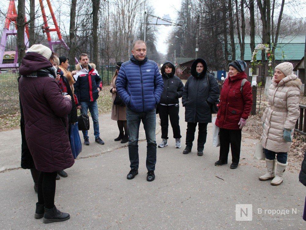 Чем живет «Мишутка»: репортаж из закрытого нижегородского зоопарка - фото 10