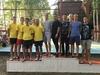 Спортсмены НГСХА — победители и призеры областного фестиваля студенческих спортивно-оздоровительных лагерей «Побережье»