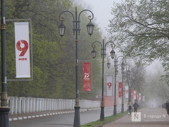 Пустые улицы и «Бессмертный полк» на балконах - фото 75