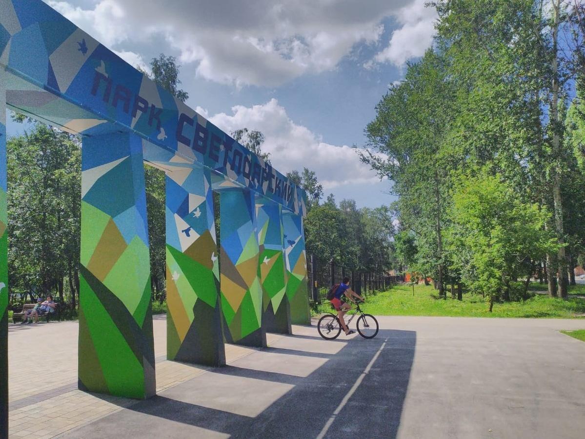 27 камер будут наблюдать за Светлоярским парком - фото 1