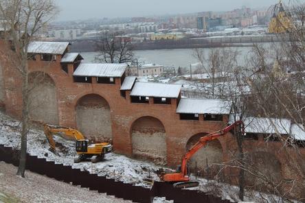 Фуникулер в Нижегородском кремле построят за 329 млн рублей в 2021 году