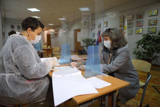 Избирательные участки в Нижегородской области приступили к работе - фото 3