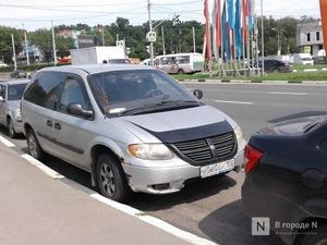 У жителя Дзержинска арестован автомобиль из-за долгов за отопление и горячую воду
