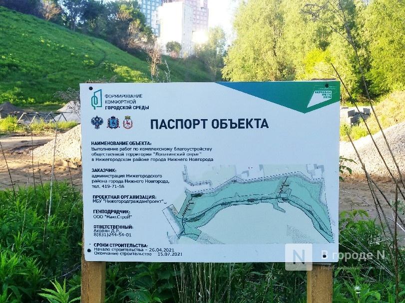 Благоустройство Лопатинского оврага планируется завершить в начале сентября - фото 2
