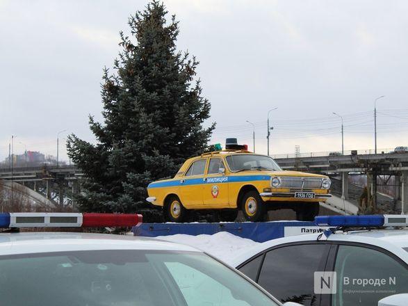 Два экспоната пополнили музей техники нижегородской ГИБДД - фото 7